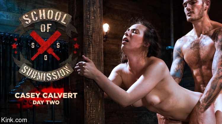 School Of Submission: Casey Calvert, Day Two